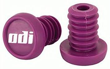ODI Bar End Plug para 13549701 - 2 tapones para puÑos ...