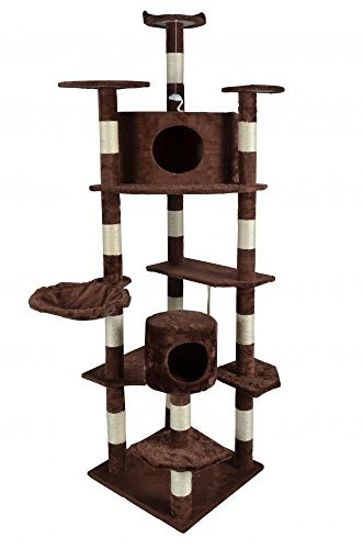 BestPet-2014-Cat-Tree-Condo-Furniture-Scratch-Post-Pet-House-80-Inch