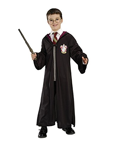 Harry Potter Costume Kit (Ages 8 to 10 Years) (Size : 12-14) (Halloween Costumes Uk Kids)