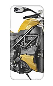 New Shockproof Protection Case Cover For Iphone 6 Plus/ Ducati Motorcycle Case Cover