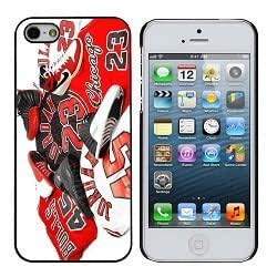 Red and Black Jordan 23 Jays iphone 5/5s Case