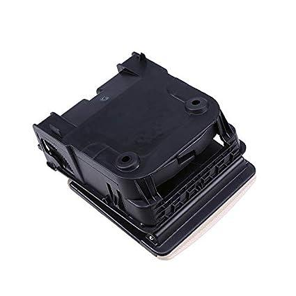 Amazon.es: Ocamo Posavasos, Central Consola Apoyabrazos Trasero Portavasos 1K0 862 532 F para VW Jetta MK5 MK6 Negro