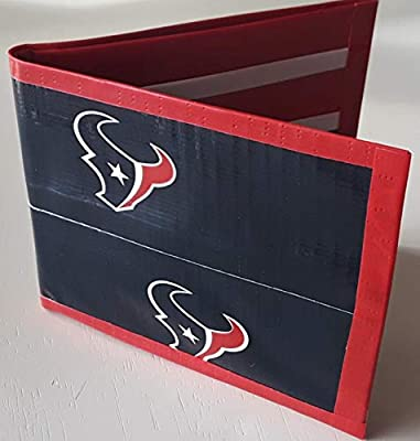 Houston Texans NFL Bi-Fold Duct Tape Wallet