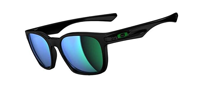8a2727ee37 Image Unavailable. Image not available for. Colour  Oakley Garage Rock  OO9175-04 Iridium Round Sunglasses ...