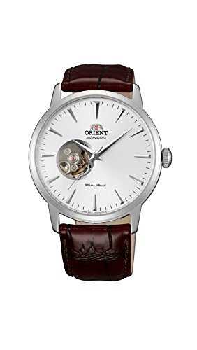ORIENT World Stage Collection Automatic Men's Watch WV0521DB White