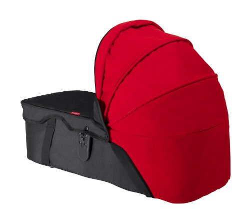phil&teds Snug Carry Cot Sunhood - Chili
