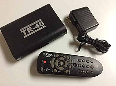 TR-40CRA Digital-to-Analog TV Converter