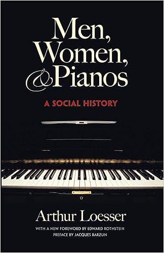 Men, Women and Pianos (Dover Books on Music): Amazon.es: Arthur Loesser: Libros en idiomas extranjeros