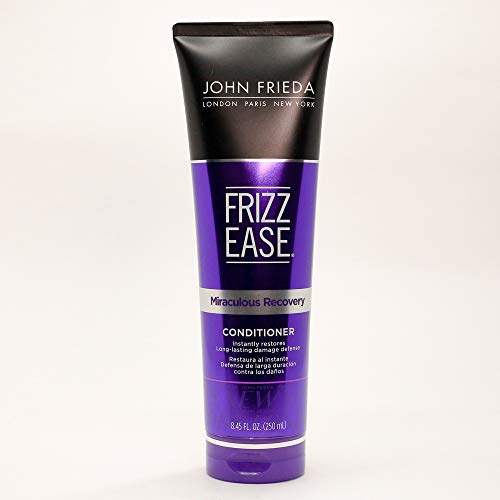 John Frieda Frizz Ease Miraculous Recovery Repairing Conditioner, 8.45 Ounce (John Frieda Full Repair Shampoo And Conditioner)