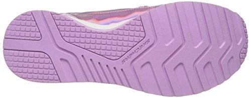 Skechers Originelen Vrouwen Retros Terugblik Fashion Sneaker Roze