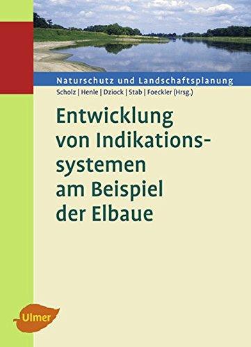 Entwicklung von Indikationssystemen am Beispiel der Elbaue