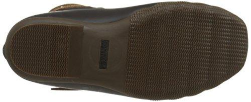Sperry Top-Sider Rip de las mujeres botas de agua Marrón/Café