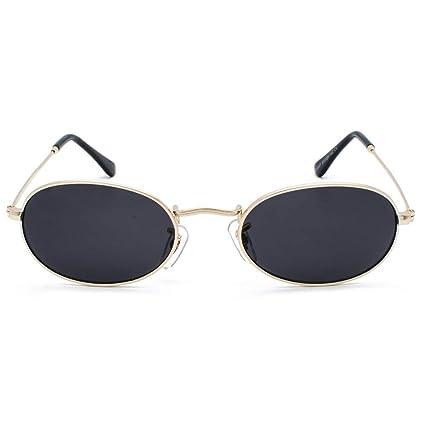 GCCI Gafas de sol de moda de verano Gafas de sol ovaladas ...