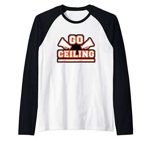Ideas For Baseball Halloween Costumes (Clever Idea Pun Easy Halloween Costume Shirt Ceiling Fan Raglan Baseball)