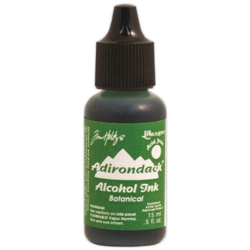 Ranger Adirondack Lights Alcohol Ink, 0.5-Ounce, Botanical