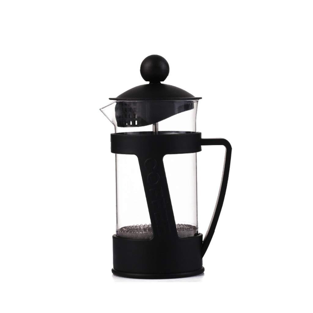 Acquisto Caffettiere a pistone Macchina da caffè a Pressione Francese in plastica PP Punzone a Mano Filtro Rete Macchina per Il tè, 350 ml, 600 ml, 800 ml (Dimensioni : 10 * 21cm(600ml)) Prezzi offerta
