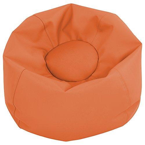 ECR4Kids Junior Classic Bean Bag, Orange (26