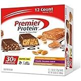 Premier Protein プレミア プロテイン プロテインバー バラエティパック(72g x 12本入り)