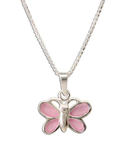 Childrens Butterfly Necklace - 6