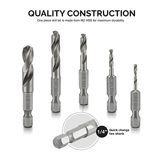 Buy bits for metal drilling