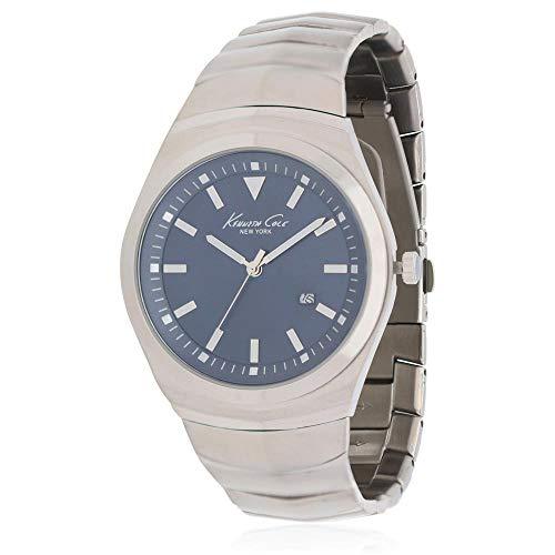 Kenneth Cole New York Bracelet Marine Blue Dial Men's watch #KC9061