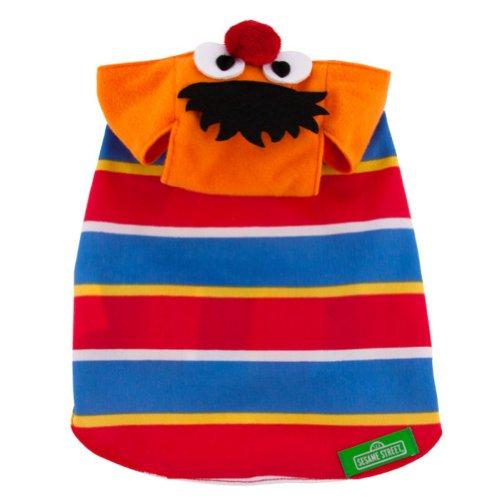 Sesame Street Dog Costume (Ernie) - Size (Sesame Street Dog Costume)