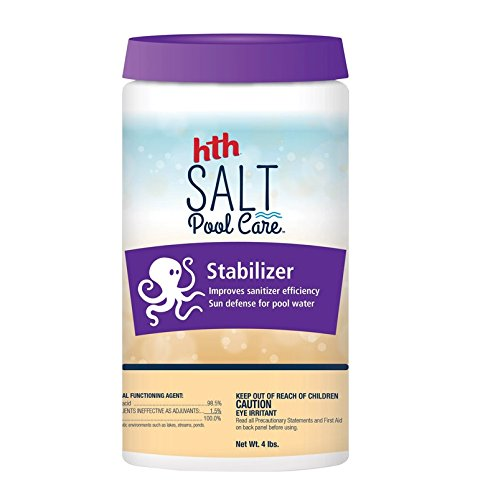 HTH Salt Pool Care Stabilizer