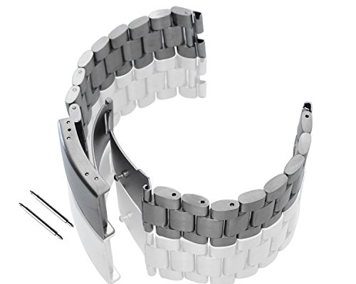 Stainless Replacement Watchband Motorola Protector
