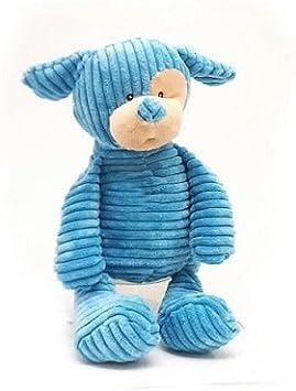 Teddy Bear Stuffed Toy, Kordy Blue Dog 18 By Unipak