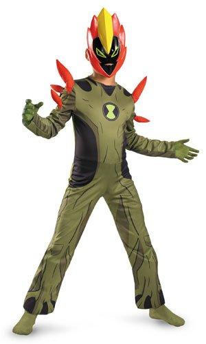 Swampfire Classic Costume, Child S(4-6)