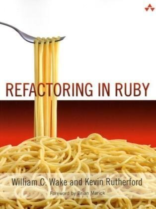Refactoring in Ruby by Addison-Wesley Professional
