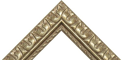 Egyptian Scratched bronze Picture frame great for 3/4' canvas, (different sizes) (24x36)