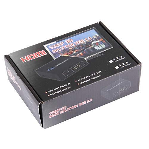 Amazon.com: (#23) HDV-9812 Mini HD 1080P 1x2 HDMI V1.4 Splitter for ...