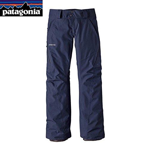 PatagoniaパタゴニアW'sPowderBowlPants-Regレディースパンツスキーウェア(NVYB):31432