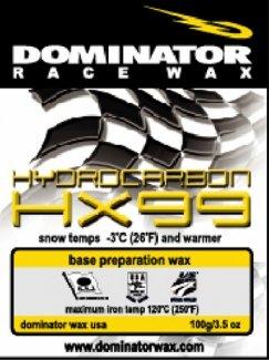 Price comparison product image DOMINATOR PREMIUM HYDROCARBON HOT WAX, YELLOW, WET