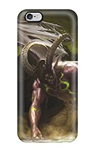 Snap-on World Of Warcraft Case Cover Skin Compatible With Iphone 6 Plus Sending Free Screen Protector