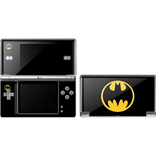 Skinit Batman Logo Skin for DS Lite - Officially Licensed Warner Bros Gaming Decal - Ultra Thin, Lightweight Vinyl Decal Protection (Ds Vinyl Skin)