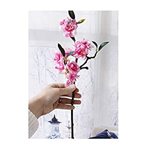 Sprigs of Small Cherry 4 Fork High-end Cherry Bouquets Wedding Simulation Decorative Flowers Wholesale Simulator Flowers,2 62