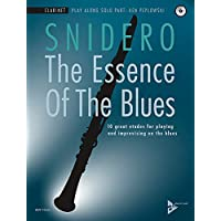 The Essence Of The Blues Clarinet: 10 great