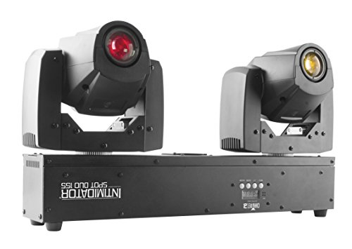 CHAUVET DJ Intimidator Spot Duo 155 LED Moving Head Effect Light | Stage Lights by CHAUVET DJ