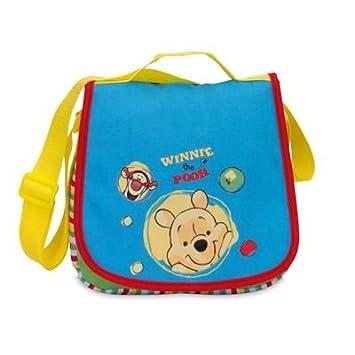 Disney Kindertasche Winnie the Pooh Taubenblau 20194 Powder Blue Children Bag
