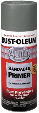 "Rust-Oleum 2089-830 ""Stops Rust"" Protective Primer Spray Pai"