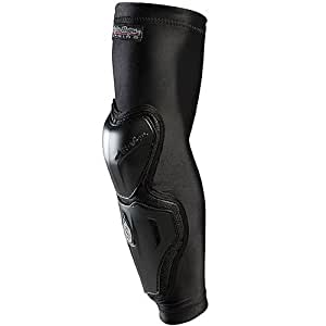 Troy Lee Designs SE Youth Elbow Guard MX/Off-Road/Dirt Bike Motorcycle Body Armor - Black / One Size