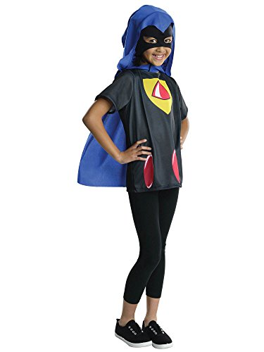 Rubies Teen Titans Go Raven Costume, Child Medium