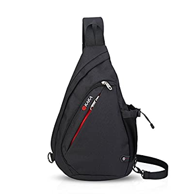 d0e9cbf8cea2 FANDARE Shoulder Backpack Cross Body Bag Sling Bag Chest Bag Men ...