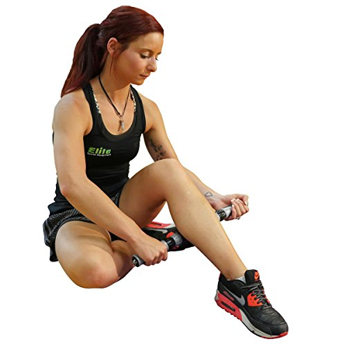 Elite-Sportz-Massage-Roller-Stick-Targets-Sore-Tight-Leg-Muscles-to-Prevent-Cramps-and-Release-Tension-Its-Sturdy-Lightweight-Smooth-Rolling-and-Thankfully-this-Lifesaver-has-Comfortable-Handles