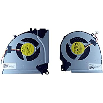 Original Left CPU Cooling Fan for Dell Inspiron 15-7559 15-7557 0RJX6N