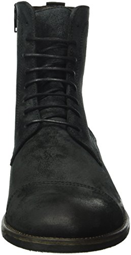 Belmondo 752381 01, Zapatillas de Estar por Casa para Hombre Negro - negro