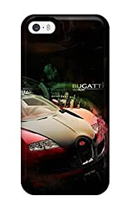 CaseyKBrown Design High Quality Bugatti Veyron Cover Case With Excellent Style For Iphone 5/5s