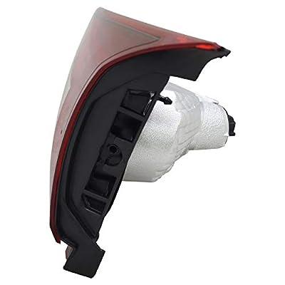 TYC 17-5647-00 Reflex Reflector: Automotive